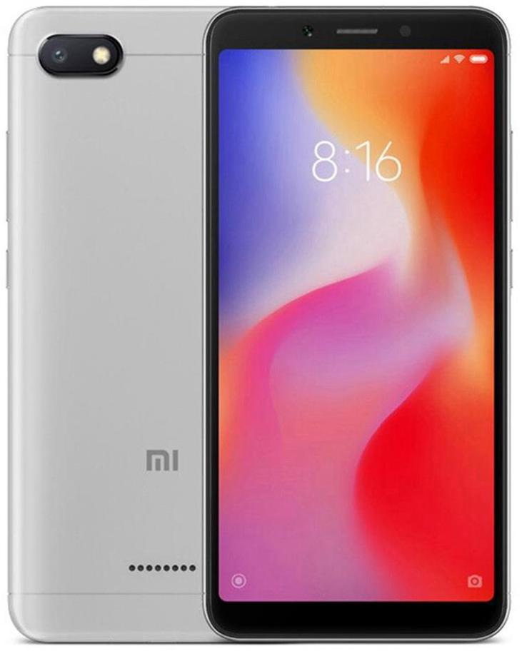 Global-Version-Xiaomi-Redmi-6A-2GB-16GB-Smartphone-Silver-Gra